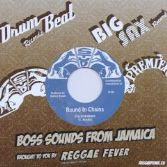 Clarendonians - Bound In Chains / Stud All Stars - Chains Version (Stud / Reggae Fever) 7""